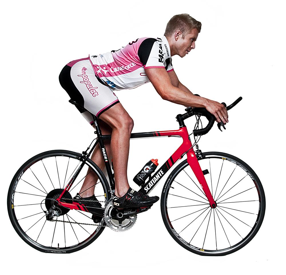 David Rae cyclist