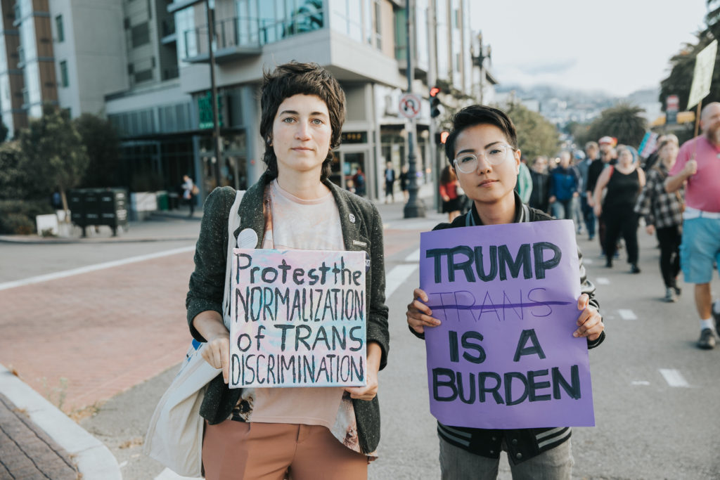 Emergency Response for Trans Rights, San Francisco