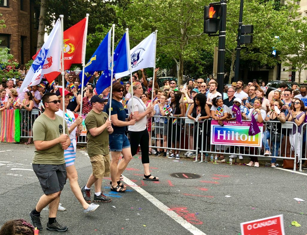 Capital Pride parade