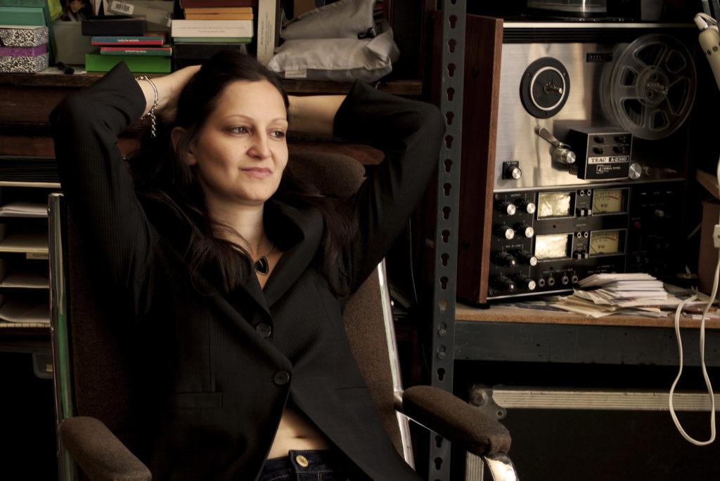 Filmmaker Rolla Selbak