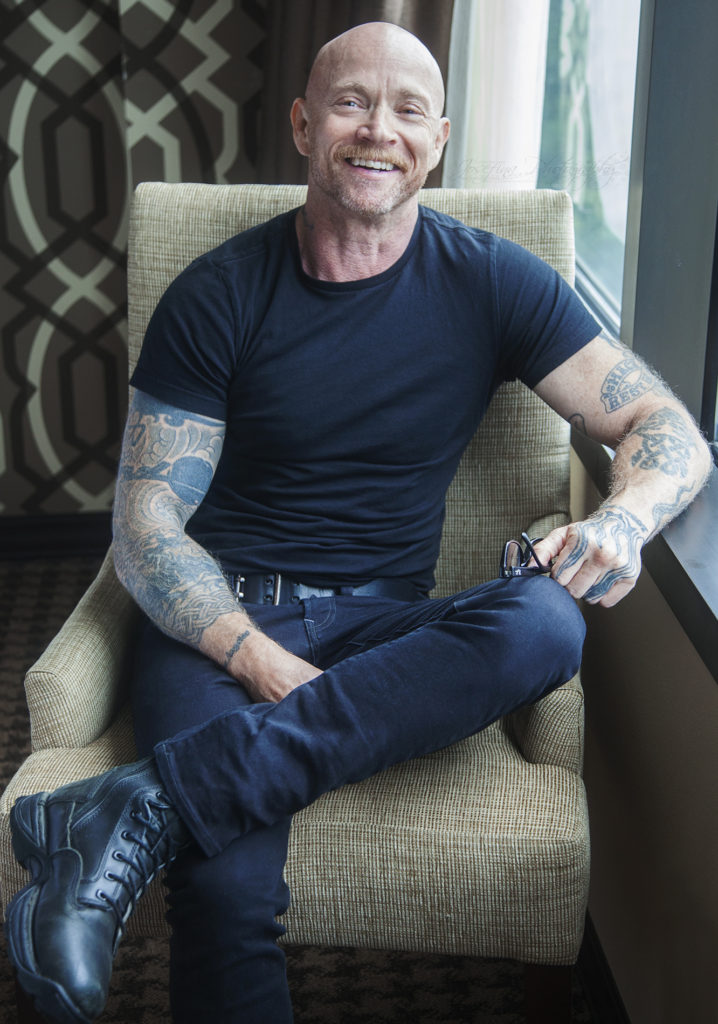 Buck Angel, trans man and porn star