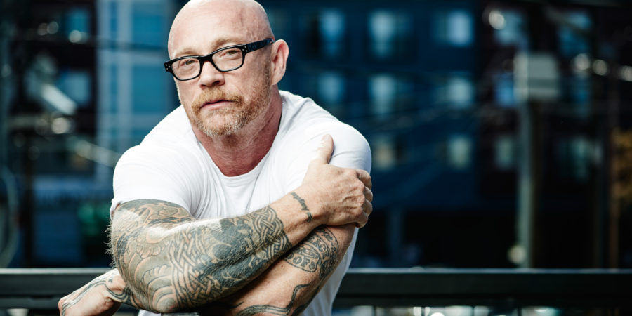 Buck Angel, trans man, porn star, and activist