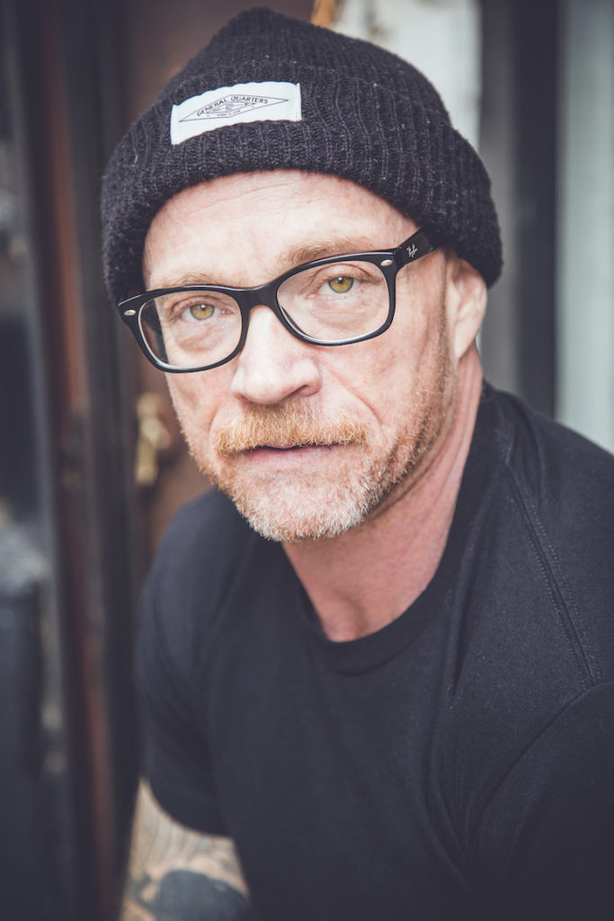 Buck Angel, trans activist and porn star