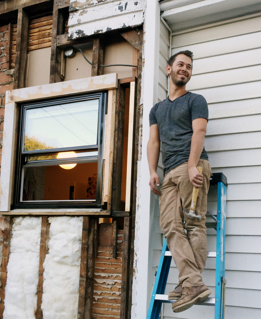Home renovation expert Daniel Kanter