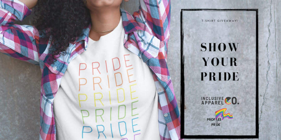 Show Your Pride Giveaway
