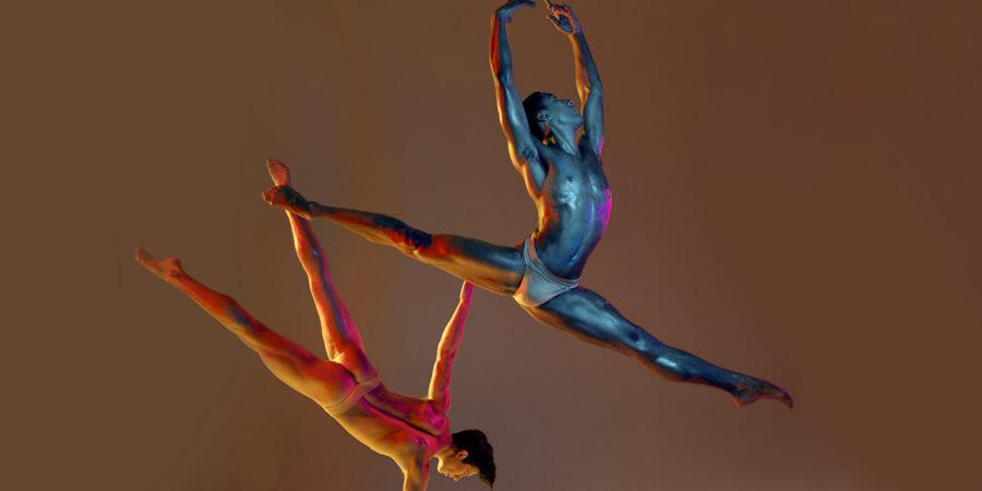 Harper Watters, openly gay ballet dancer