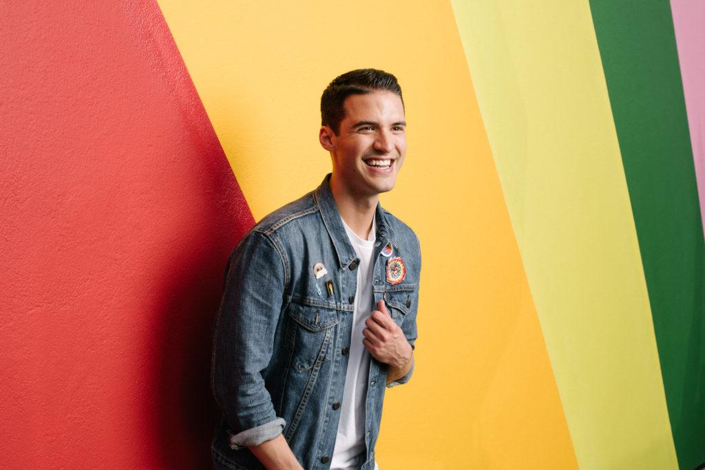 Raymond Braun, LGBTQ media personality