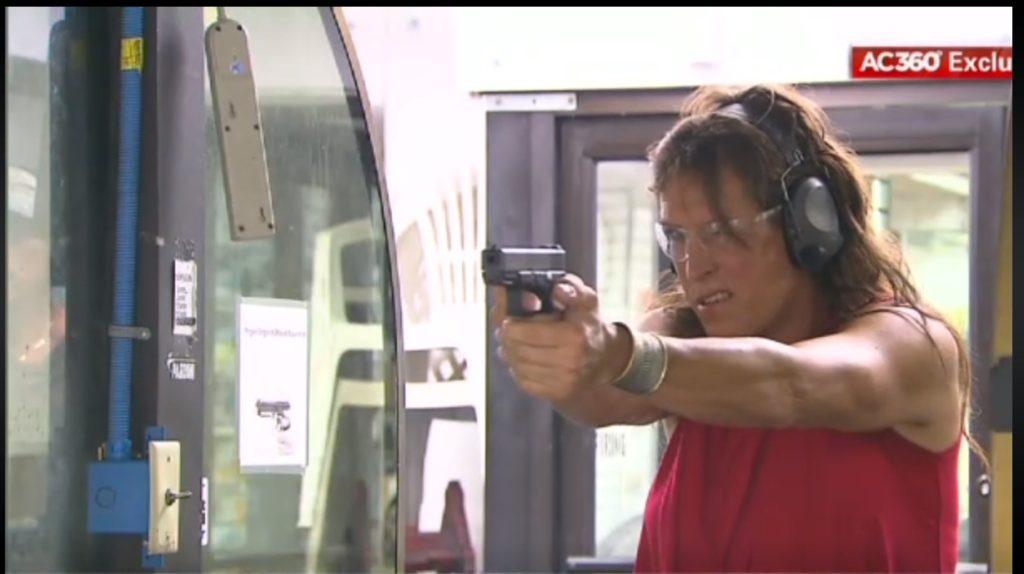 Kristin Beck on CNN