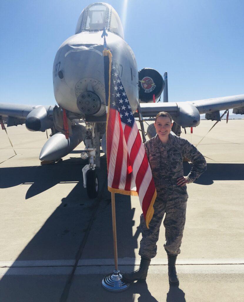 Jennifer Dane, LGBTQ military advocate