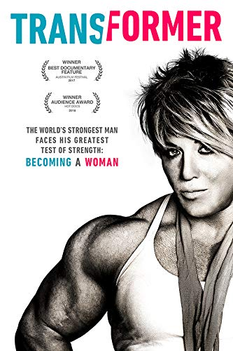 Transformer, the documentary about Janae Marie Kroc, trans athlete