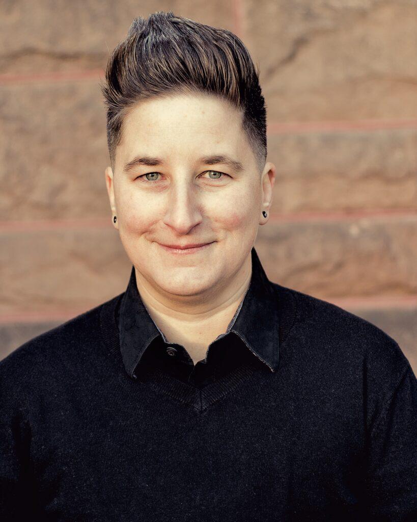 Dr. Jen Manion, author of trans history
