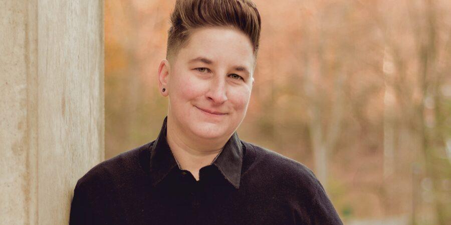 Trans history author Jen Manion